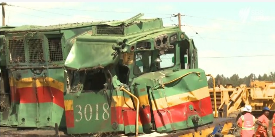 Second major train accident in South Africa within days