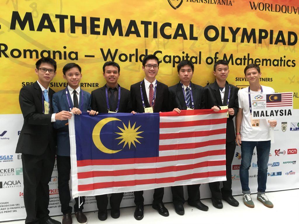 Malaysian students win bronze at 59th International